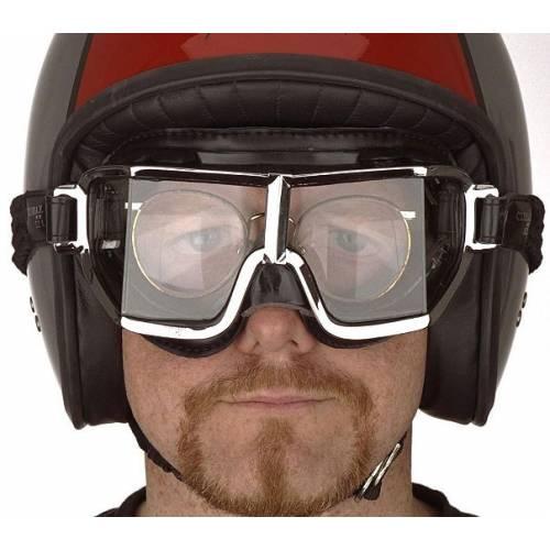 Lunettes Climax 521, noires, verres incassables, port lunettes de vue
