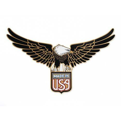Sticker Aigle pour carénage, Harley-Davidson 14093-84