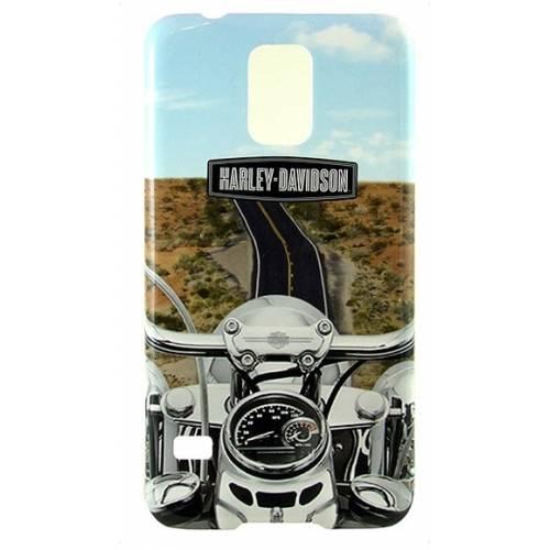 Coque Galaxy S5 Photo Real Harley, Harley-Davidson 6926