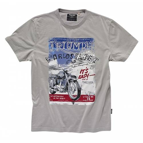Tee-shirt Earls Court Triumph