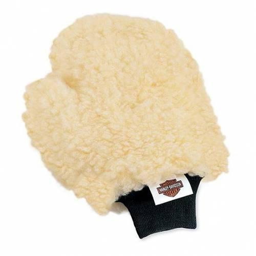 Gant de lavage lavable, laine mixte, pour nettoyage, Harley-Davidson
