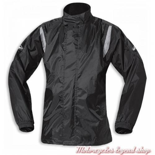 Veste de pluie Mistral 2, homme, nylon, noir et gris, Held 6155