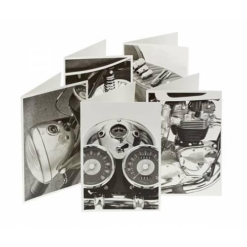 Cartes postales Monochrome