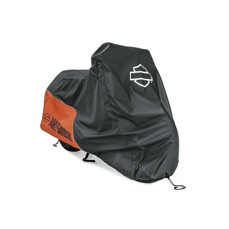 Housse de moto compact pour stockage int rieur ext rieur for Housse moto harley davidson