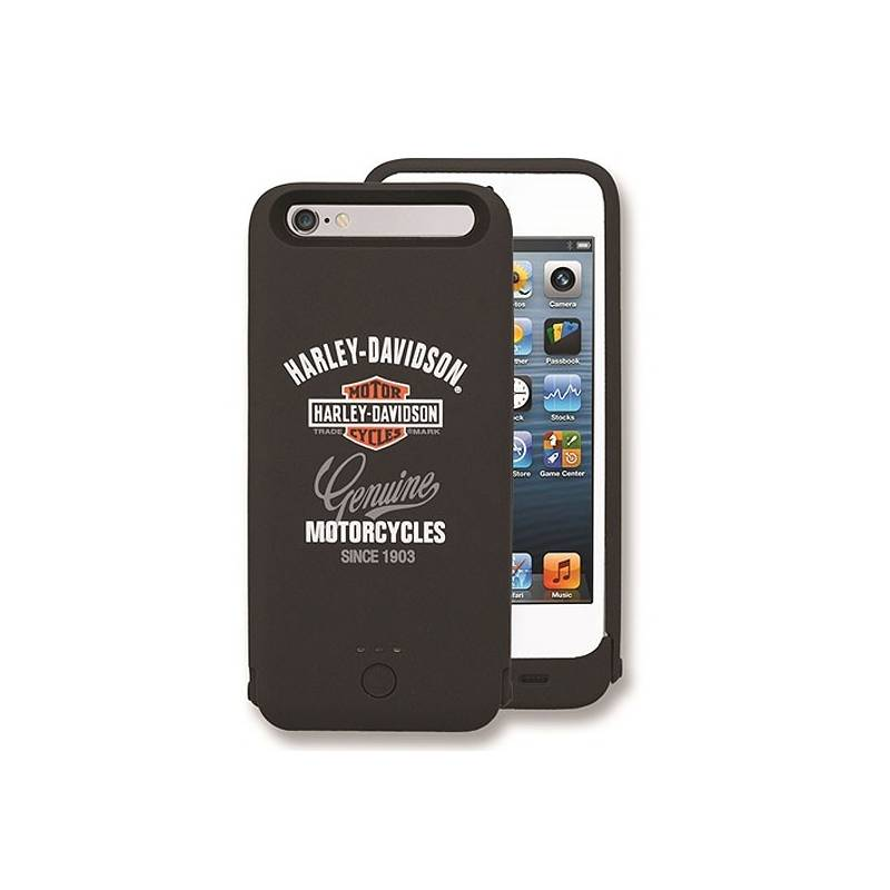 coque chargeur iphone 6 6s harley davidson motorcycles legend shop. Black Bedroom Furniture Sets. Home Design Ideas