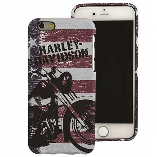 Coque iPhone 6/6S Flag, Harley-Davidson 7721