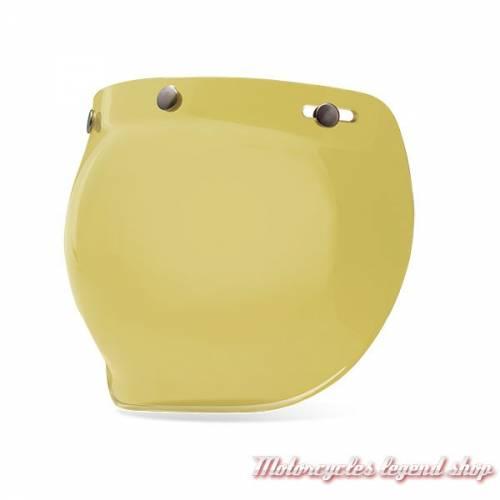 Visière bulle pour casque Custom 500 Bell, jaune, BEL7018136