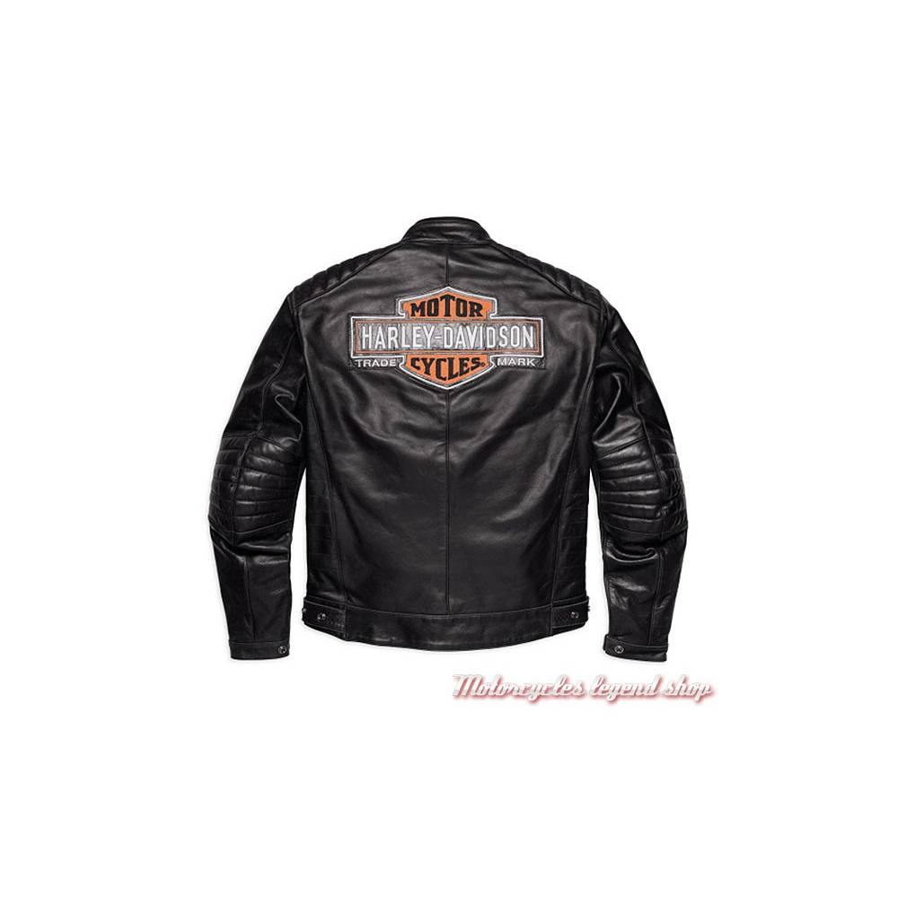 blouson cuir legend harley davidson motorcycles legend shop. Black Bedroom Furniture Sets. Home Design Ideas