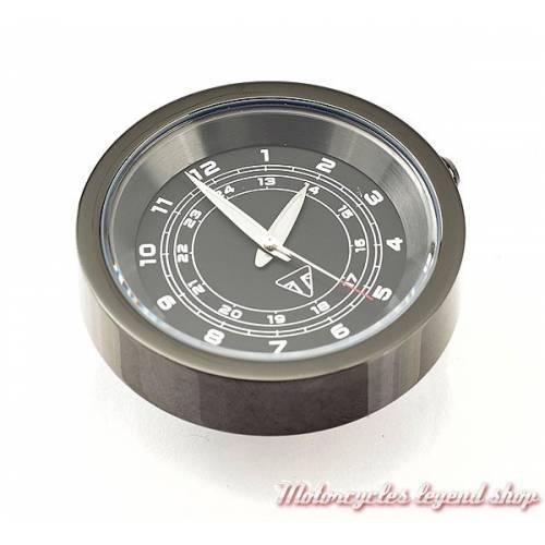 Horloge analogique Triumph acier inox, A9828028