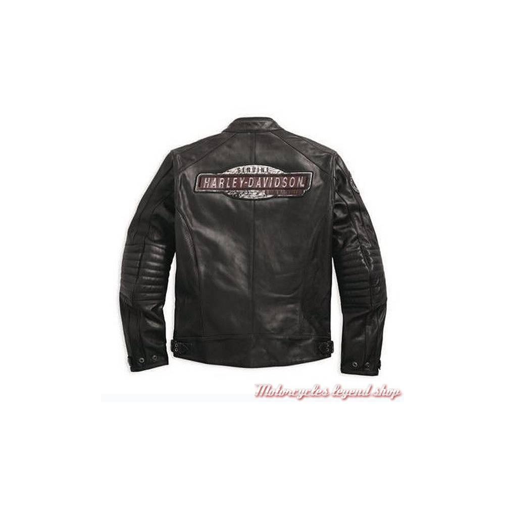 Blouson Moto Homme Harley Davidson