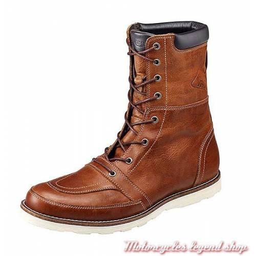 Chaussures Stoke Triumph homme, à lacets, marron naturel, MBTS17316