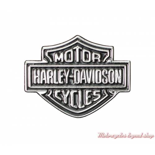 Petit Pin's Bar & Shield Harley-Davidson,P302661