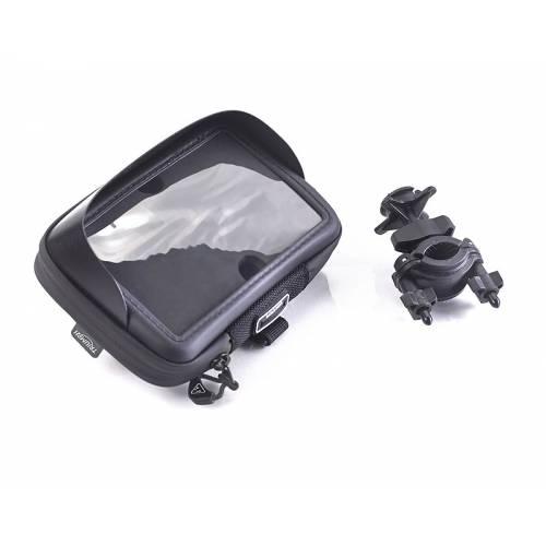 Kit de support de téléphone mobile 16x10cm, visière anti-reflet, compatible écran tactile, housse anti-pluie, Triumph A9510290