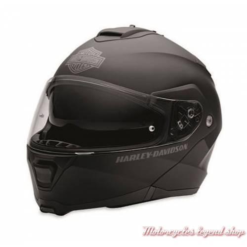 Casque modulable Capstone Harley-Davidson, noir mat, 98343-17EX