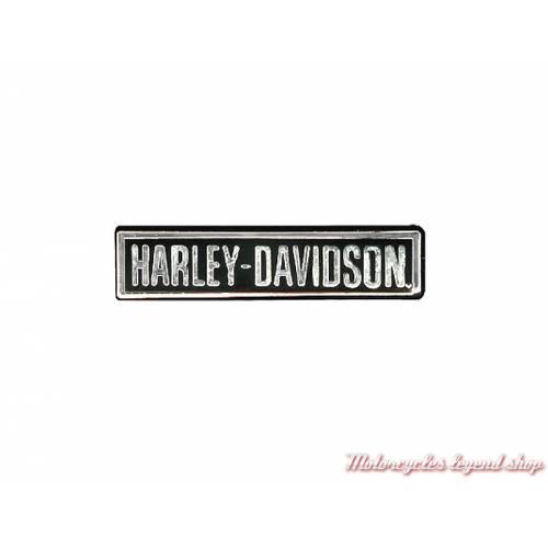 Pin's Harley-Davidson, argenté, P883061