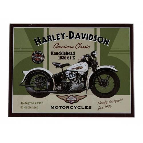 Magnet American Classic Harley-Davidson
