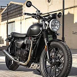 Accessoires moto Triumph