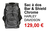 Sac à dos Bar & Shield Chrome Harley-Davidson