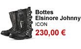 Bottes Elsinore Johnny homme Icon 1000