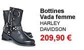 Bottines Vada femme Harley-Davidson