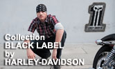 Collection vêtements Black Label Harley-Davidson