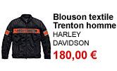 Blouson textile Trenton homme Harley-Davidson