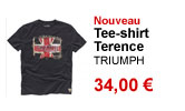 Tee-shirt Terence homme Triumph