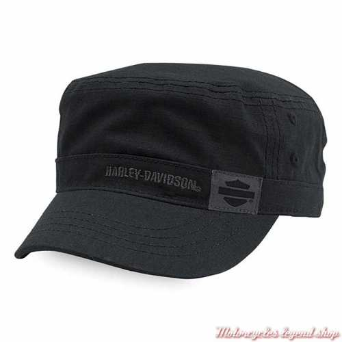 Casquette Flat Top Midnight Special Harley-Davidson homme