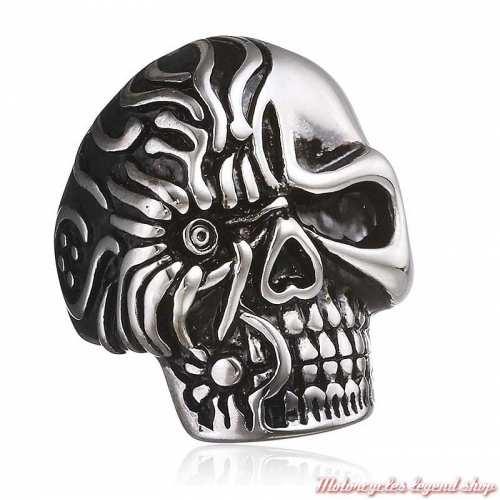 Bague Skull Zippo
