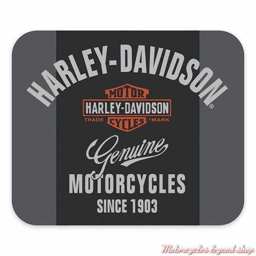 Tapis de souris Premium Harley-Davidson