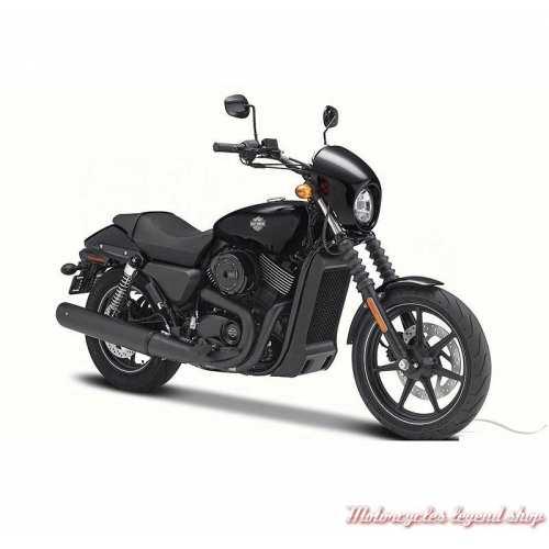 Miniature Street 750 black Harley-Davidson