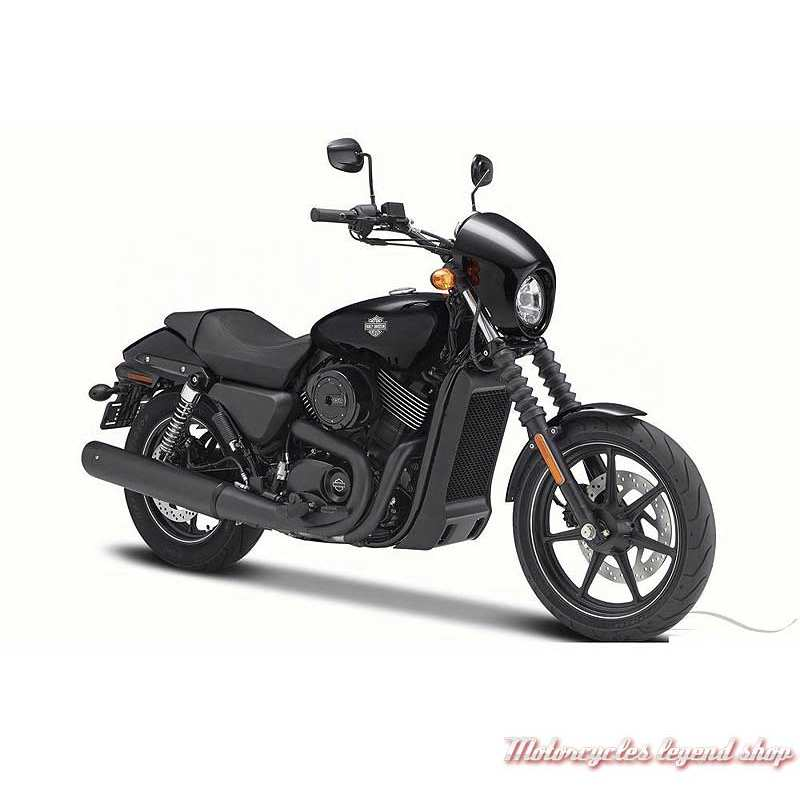 Miniature Street 750 black Harley-Davidson, Maisto, echelle 1/18