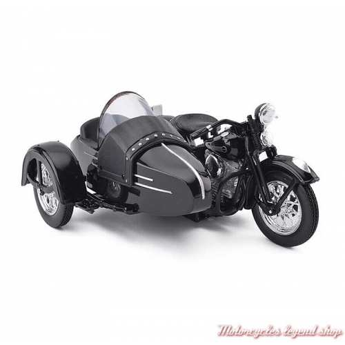 Miniature Panhead Side Car Harley-Davidson