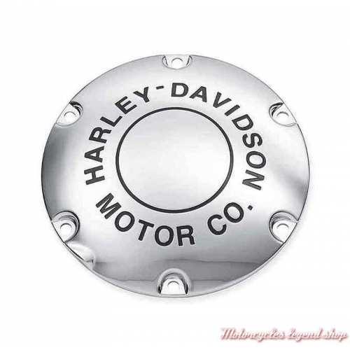 Trappe d'embrayage HDMC chrome Harley-Davidson 25130-04A
