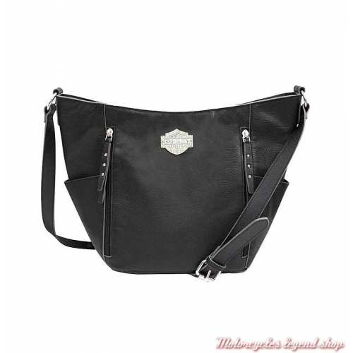 Sac à main cuir Bar & Shield Hobo Harley-Davidson