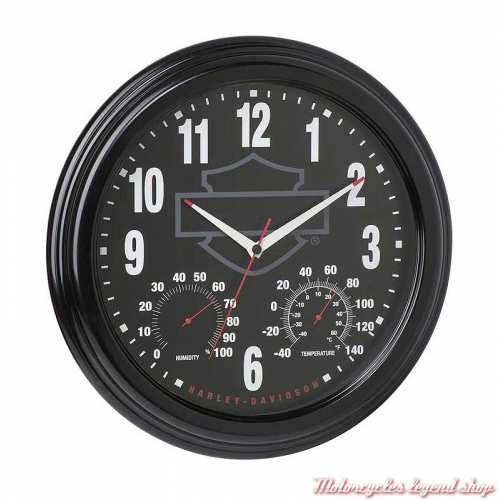 Horloge Bar & Shield 3 en 1 Harley-Davidson