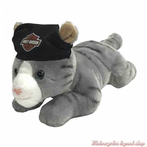 Peluche Cool Cat Harley-Davidson