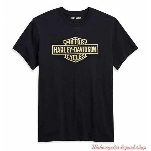 Tee-shirt Vintage Bar & Shield Harley-Davidson homme
