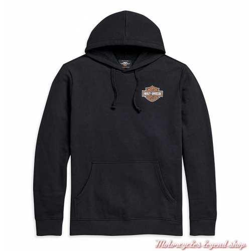 Sweatshirt Logo Harley-Davidson homme