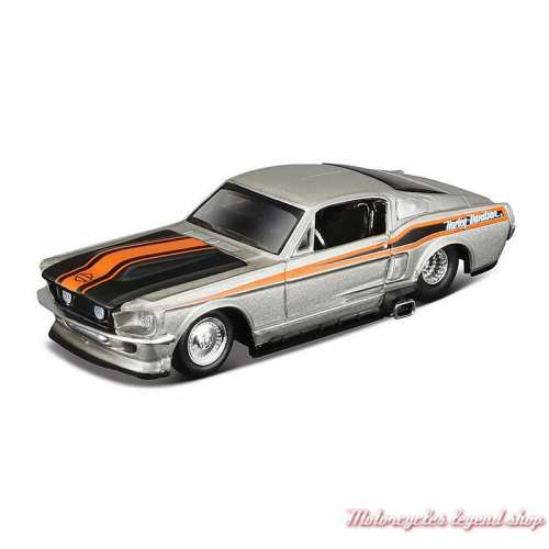 Miniature Ford Mustang GT Harley-Davidson