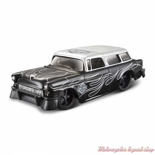 Miniature Chevy Nomad Harley-Davidson