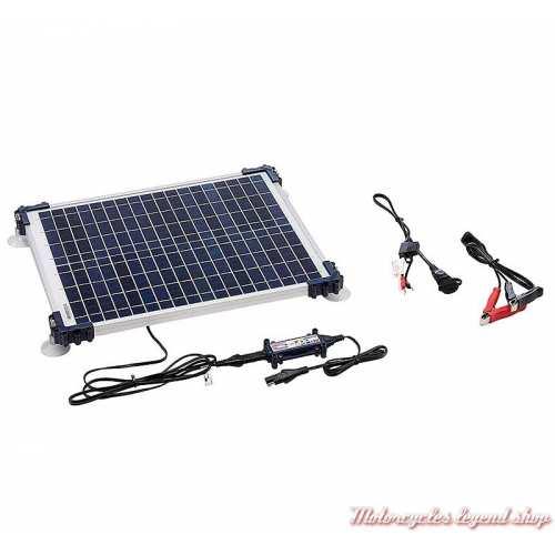 Chargeur entreteneur de batterie Solaire 20W Optimate TecMate, 3807-0552