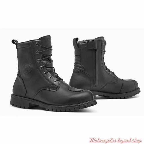 Chaussures à lacets Legacy noir Forma homme, waterproof, homlogués CE