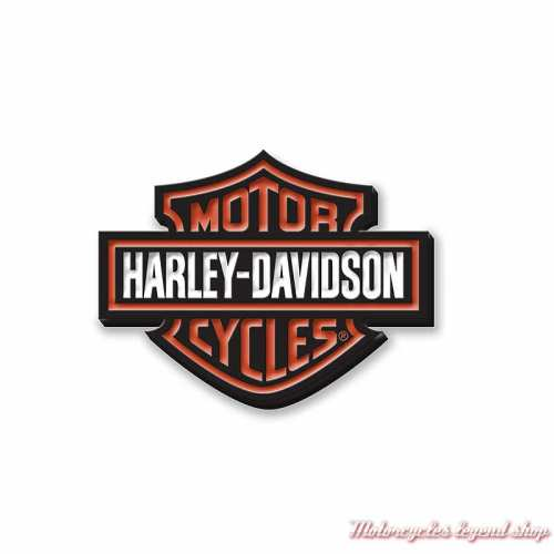 Pin's Vintage Bar & Shield Harley-Davidson, email, 97654-21VX