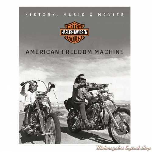 Livre American Freedom Machine