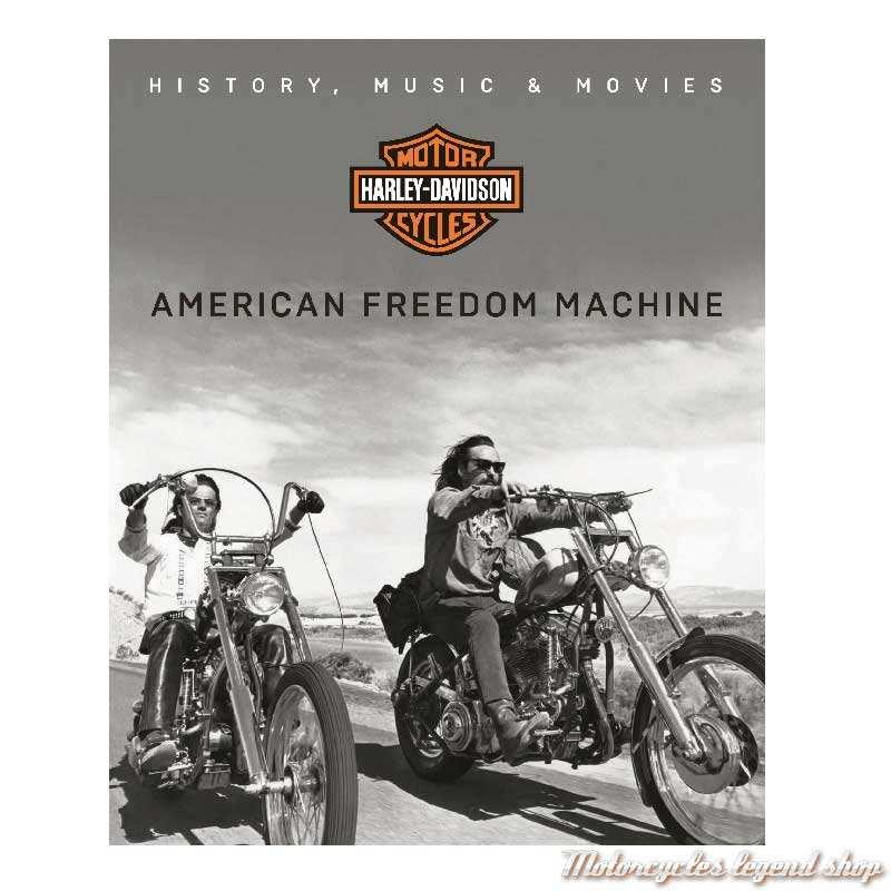 Livre American Freedom, 168 pages, Pascal Szymezak et Francis Zégut