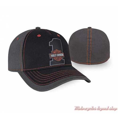 Casquette One Bar & Shield Harley-Davidson