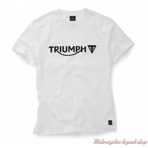 Tee-shirt Cartmel White homme Triumph