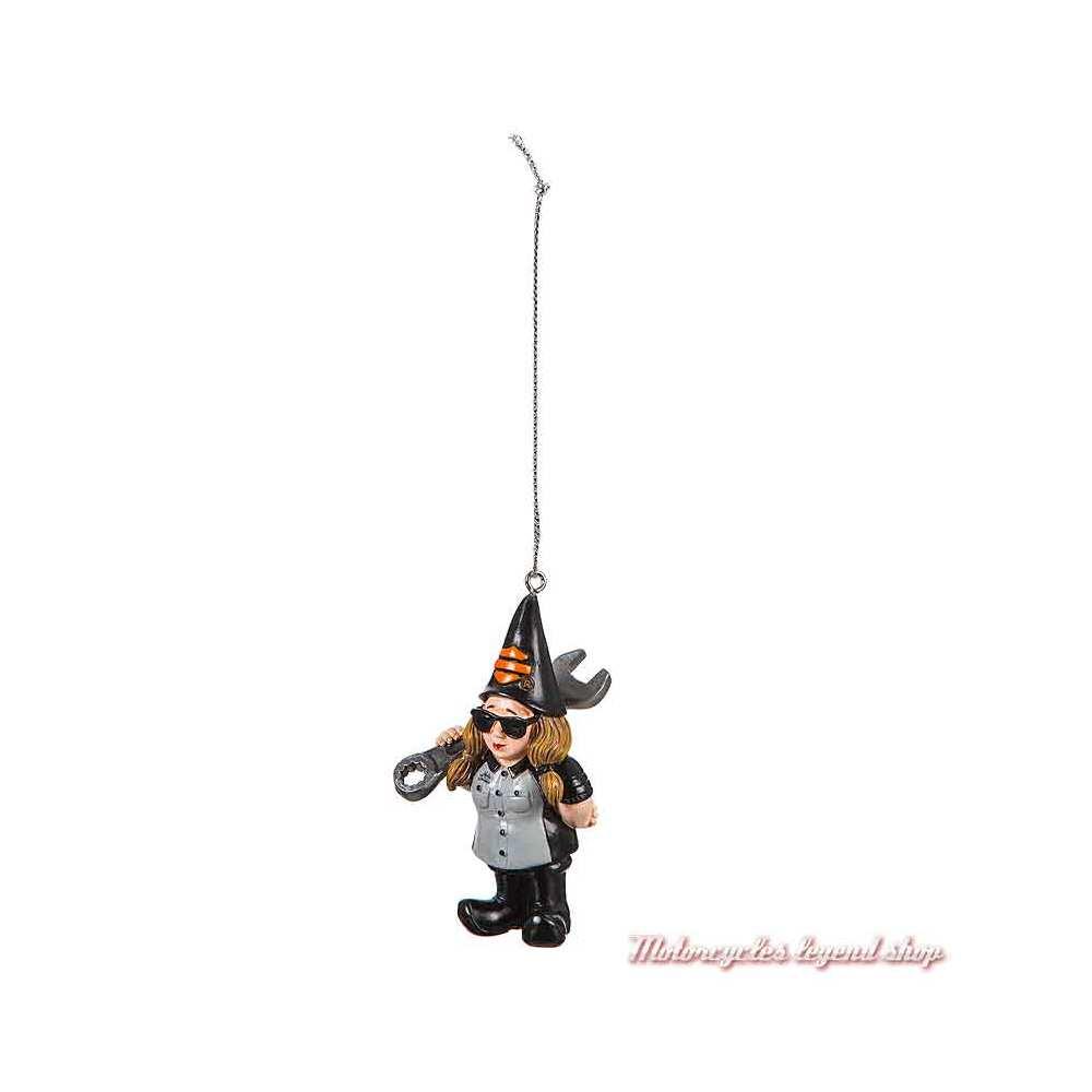Naine de jardin Mechanic à suspendre Harley-Davidson 7.5 cm, 3OT4902GMD