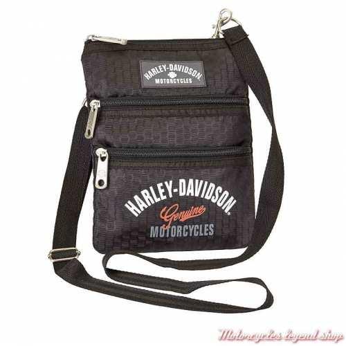 Sac pochette à bandoulière Harley-Davidson
